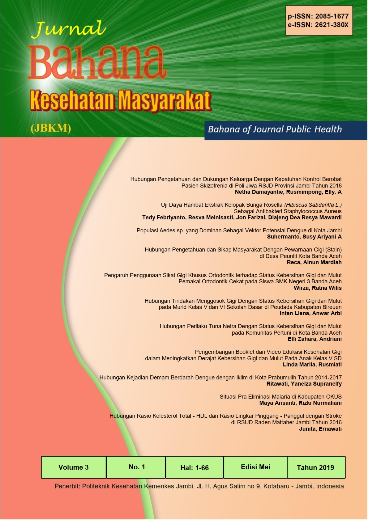 JBKM Vol.3 No.1 Edisi Mei 2019